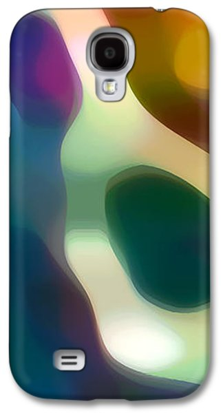 Fury Digital Art Galaxy S4 Cases - Fury Panoramic Vertical 2 Galaxy S4 Case by Amy Vangsgard