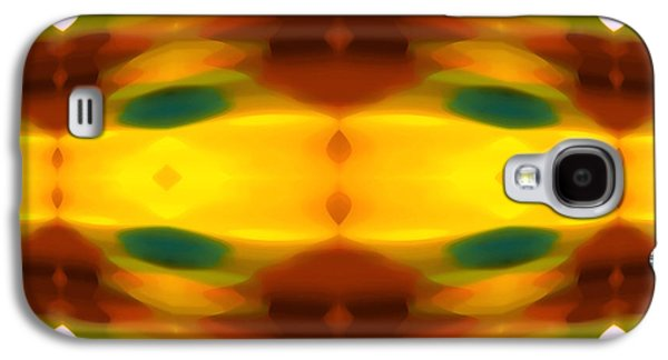 Fury Digital Art Galaxy S4 Cases - Fury Pattern 5 Galaxy S4 Case by Amy Vangsgard