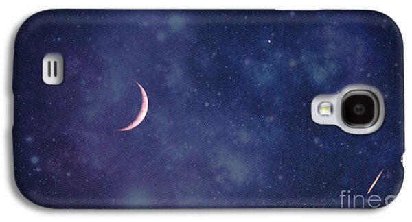 Jet Star Galaxy S4 Cases - Galactic show Galaxy S4 Case by Rima Biswas