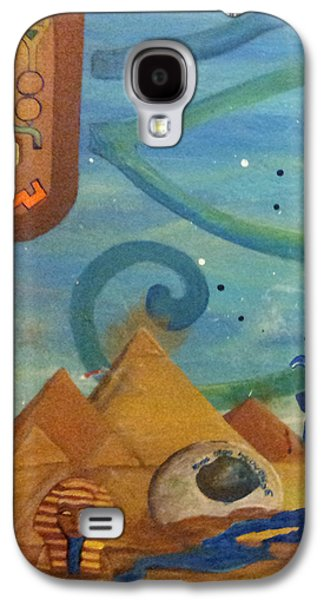 Galactic War Egyptian Release  Galaxy S4 Case by TheKingofIdeas TKOI