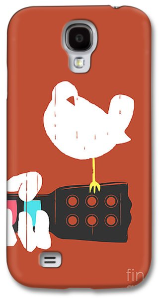 Cute Digital Galaxy S4 Cases - Game on Galaxy S4 Case by Budi Kwan