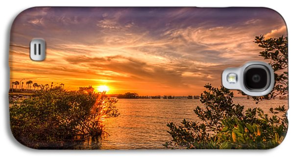 Gandy Sunset Galaxy S4 Case by Marvin Spates
