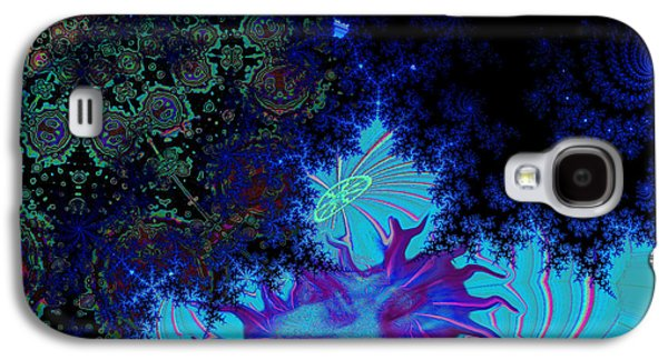 Political Allegory Galaxy S4 Cases - Ganesh Blessings Galaxy S4 Case by Jason Saunders