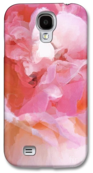 Dance Ballet Roses Galaxy S4 Cases - Garden Ballet Galaxy S4 Case by Gwyn Newcombe