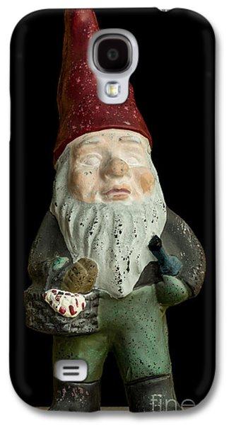 Elf Photographs Galaxy S4 Cases - Garden Gnome Galaxy S4 Case by Edward Fielding