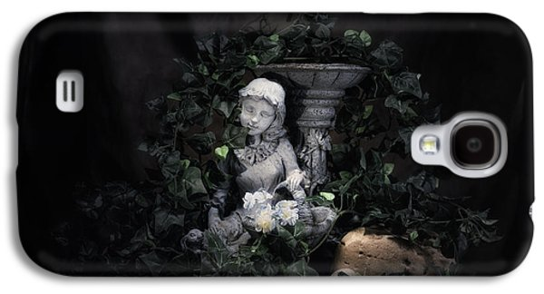 Garden Maiden Galaxy S4 Case by Tom Mc Nemar
