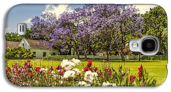 Stellenbosch Galaxy S4 Cases - In Bloom Galaxy S4 Case by Maria Coulson