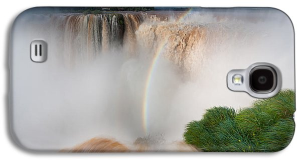 Cloudy Day Galaxy S4 Cases - Garganta del Diablo Galaxy S4 Case by Inge Johnsson