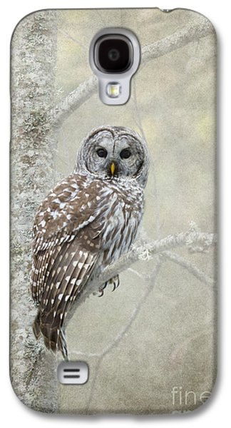 Bar Photographs Galaxy S4 Cases - Guardian of the Woods Galaxy S4 Case by Reflective Moment Photography And Digital Art Images