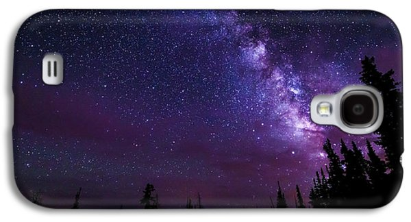 Universe Galaxy S4 Cases - Gaze Galaxy S4 Case by Chad Dutson