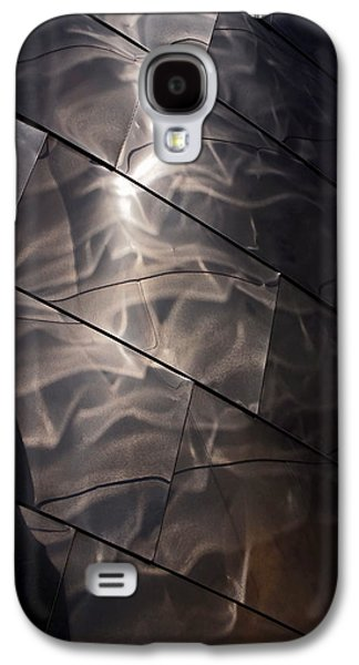 Beautiful Galaxy S4 Cases - Gehry Magic Galaxy S4 Case by Rona Black