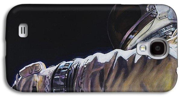 Gemini Xi - Into The Void Galaxy S4 Case by Simon Kregar