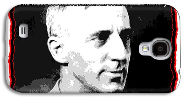 Gen. Smedley Butler On War Profit Galaxy S4 Case by K Scott Teeters