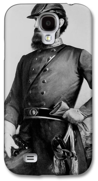 General Thomas Stonewall Jackson Galaxy S4 Case by Mountain Dreams