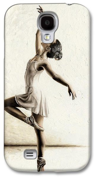 Genteel Dancer Galaxy S4 Case by Richard Young
