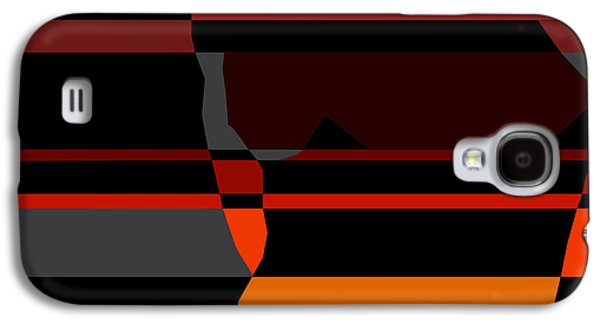 Buy Galaxy S4 Cases - Geom Guy Galaxy S4 Case by Magda Ziemak