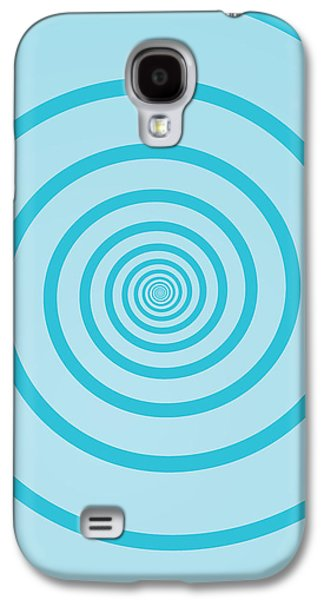 Subconscious Paintings Galaxy S4 Cases - Geom ST006 Galaxy S4 Case by Dhouib Skander