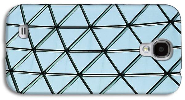 Contemplative Photographs Galaxy S4 Cases - Geometric Charm Galaxy S4 Case by Christi Kraft
