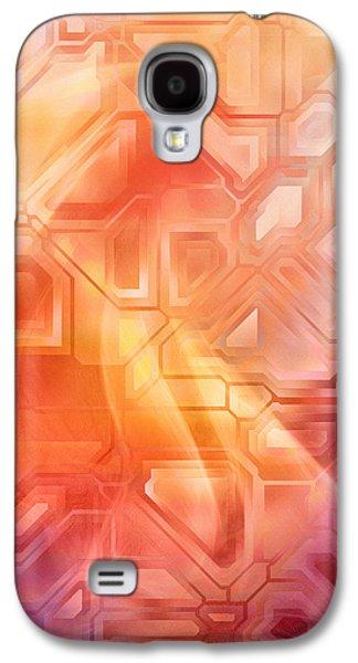 Home Decor Galaxy S4 Cases - Geometrica Galaxy S4 Case by Home Decor