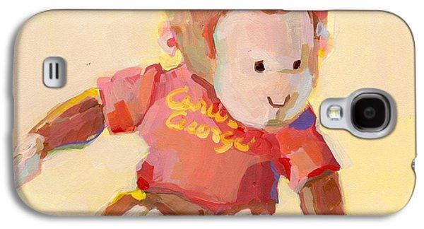 George Galaxy S4 Case by Kimberly Santini