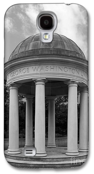 Collegiate Galaxy S4 Cases - George Washington University Kogan Plaza Galaxy S4 Case by University Icons