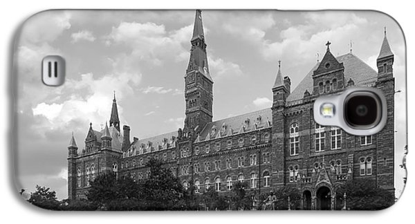 Roman Galaxy S4 Cases - Georgetown University Healy Hall Galaxy S4 Case by University Icons