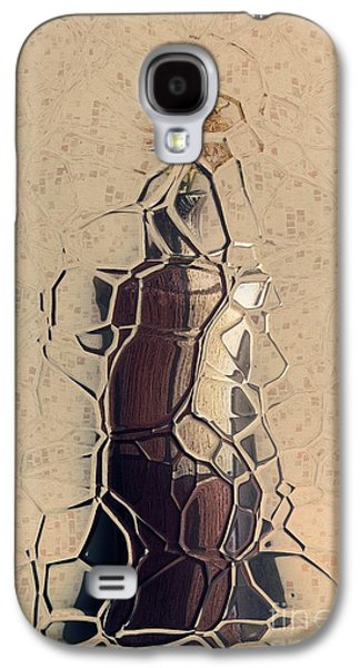 Abstract Realism Digital Art Galaxy S4 Cases - Geovase - ab01a - Abstract Galaxy S4 Case by Variance Collections