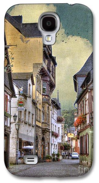 Frame House Galaxy S4 Cases - German Village Galaxy S4 Case by Juli Scalzi