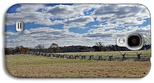 Civil War Site Galaxy S4 Cases - Gettysburg Battlefield - Pennsylvania Galaxy S4 Case by Brendan Reals