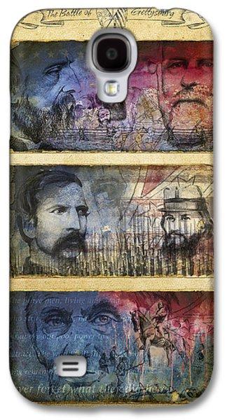 Gettysburg Tribute Galaxy S4 Case by Joe Winkler