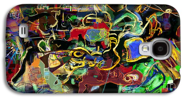 Inner Self Galaxy S4 Cases - Geula 14r1 Galaxy S4 Case by David Baruch Wolk