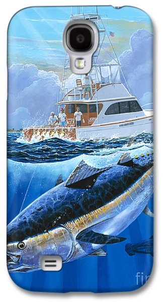Giant Bluefin Off00130 Galaxy S4 Case by Carey Chen