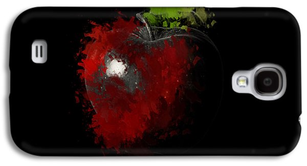 Apple Photographs Galaxy S4 Cases - Gimme that Apple Galaxy S4 Case by Lourry Legarde