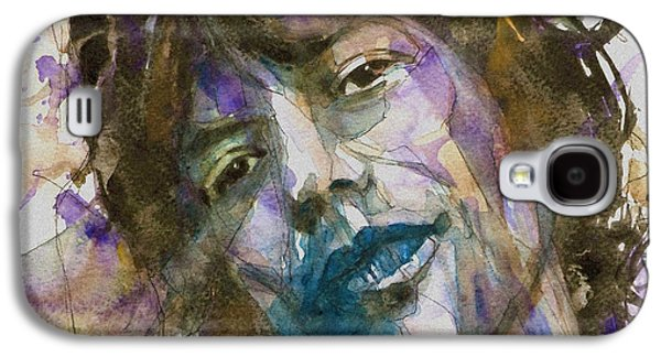 Eyes Galaxy S4 Cases - Gimmie Shelter Galaxy S4 Case by Paul Lovering