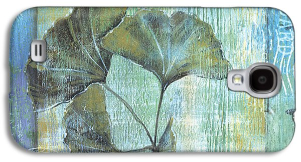 Plants Galaxy S4 Cases - Gingko Spa 2 Galaxy S4 Case by Debbie DeWitt