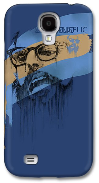 Personality Galaxy S4 Cases - Ginsberg Galaxy S4 Case by Pop Culture Prophet
