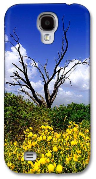 Edgar Laureano Photographs Galaxy S4 Cases - Giving way to new lives Galaxy S4 Case by Edgar Laureano