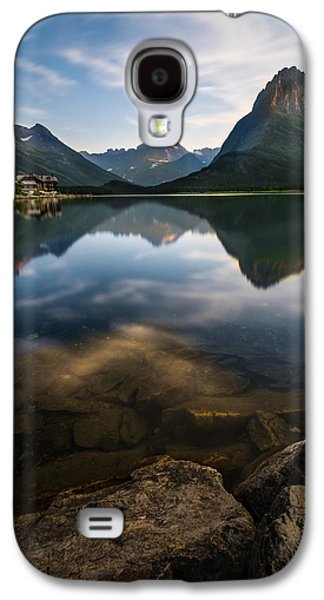Stunning Galaxy S4 Cases - Glacier National Park 2 Galaxy S4 Case by Larry Marshall