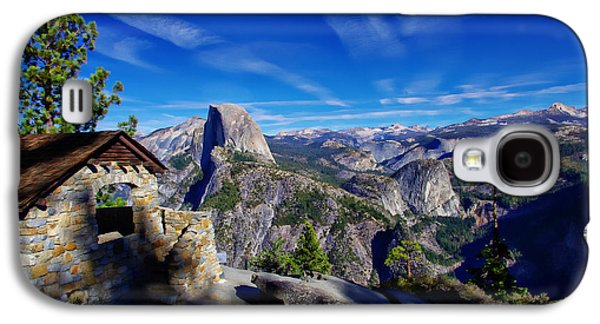 Limited Galaxy S4 Cases - Glacier Point Yosemite National Park Galaxy S4 Case by Scott McGuire