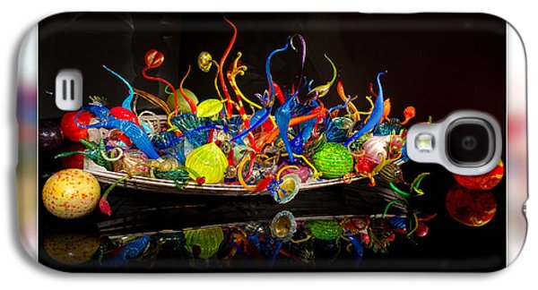 Transportation Glass Galaxy S4 Cases - Glass Garden Galaxy S4 Case by Ahmed Memon
