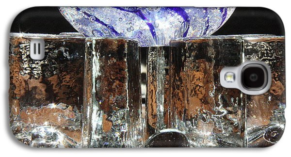 Fantasy Glass Galaxy S4 Cases - Glass on Glass Galaxy S4 Case by Jolanta Anna Karolska