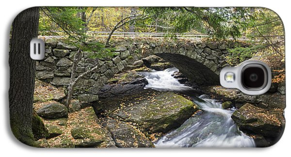 Pioneer Scene Galaxy S4 Cases - Gleason Falls Bridge - Hillsborough New Hampshire USA Galaxy S4 Case by Erin Paul Donovan
