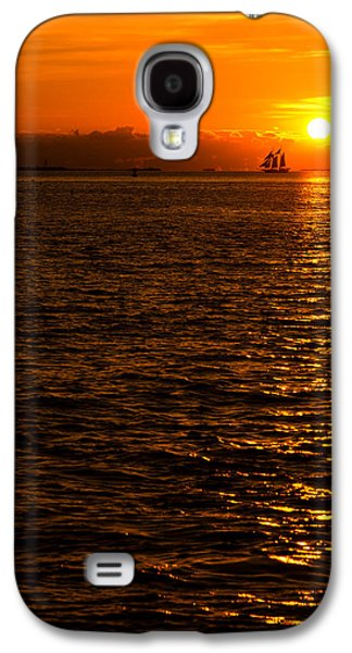 Sun Rays Galaxy S4 Cases - Glimmer Galaxy S4 Case by Chad Dutson