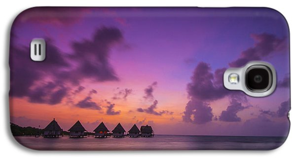 Dreamscape Galaxy S4 Cases - Glimpse of Heaven Galaxy S4 Case by Aaron S Bedell
