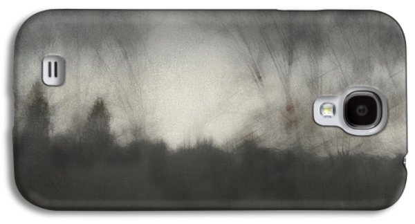 Abstract Movement Galaxy S4 Cases - Glimpse of the Willamette Galaxy S4 Case by Carol Leigh