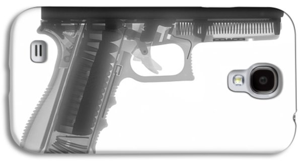 Bullet Galaxy S4 Cases - Glock G17 Galaxy S4 Case by Ray Gunz