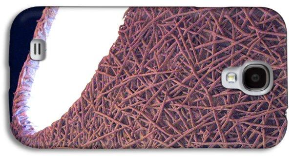 Light Reliefs Galaxy S4 Cases - Glow Cave Galaxy S4 Case by Daniel P Cronin