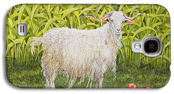 Goat Galaxy S4 Case by Ditz