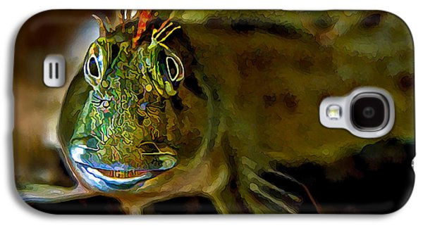 Photo Manipulation Galaxy S4 Cases - Goby Face Galaxy S4 Case by Bill Caldwell -        ABeautifulSky Photography