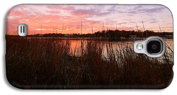 Warwick Galaxy S4 Cases - Goddard Sunset Galaxy S4 Case by Lourry Legarde